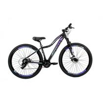 Bicicleta aro 29 Feminina Goodnine Living 24 marchas freio a disco