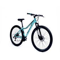 Bicicleta Aro 29 Feminina Gta NX11 24 Marchas Câmbios Shimano Freios A Disco Hidráulico