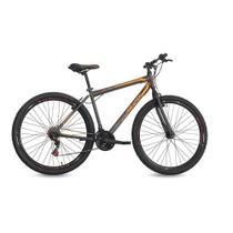 Bicicleta Aro 29 Flexus 21 Marchas Freio V-Brake Status Bike