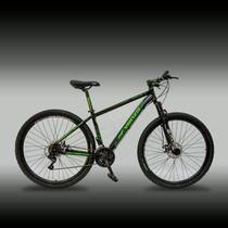 Bicicleta Aro 29 Venzo Aquila Kit 21v Freio Mecânico
