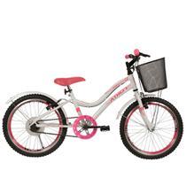 Bicicleta Athor Mist Aro 20 com Cestinha
