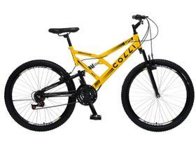 Bicicleta Colli Bike GPS Aro 26 21 Marchas
