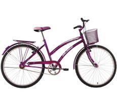 Bicicleta Feminina Passeio Aro 24 Susi