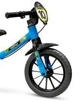 Bicicleta Infantil Aro 12 Nathor - Sem Pedal Balance Bike Masculina