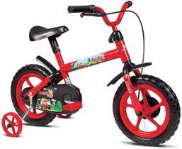 Bicicleta Infantil Aro 12 Verden Bikes 10444 - 3 a 5 Anos
