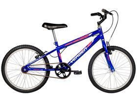 Bicicleta Infantil Aro 20 Verden Folks Azul