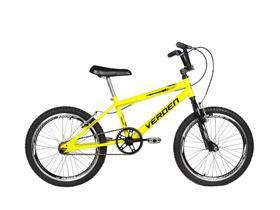 Bicicleta Infantil Aro 20 Verden Trust Amarela