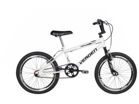 Bicicleta Infantil Aro 20 Verden Trust Branca