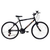 Bicicleta Masculina Aro 26 21 Marchas Flash Pop Bike - 310918