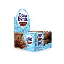 Biscoito Cookie Chocolate Dona Benta 60g - Pack C/16un
