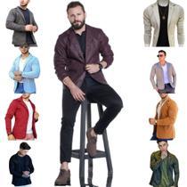 Blazer Masculino Slim Fit