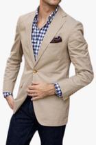 Blazer Slim Masculino 2 Botões (em 7 Cores) 42 ao 60 - Store ternos