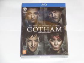 Blu-ray Gotham: 1ª Temporada (primeira) 4 Discos