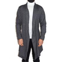 Blusa De Frio Cardigan Masculino Sobretudo Masculino Swag B22