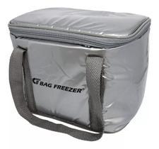 Bolsa Térmica Cooler 20 Litros Semi Térmico Ice Bag Freezer