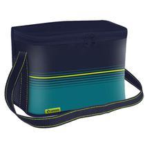 Bolsa Térmica Cooler Azul 30L Soprano