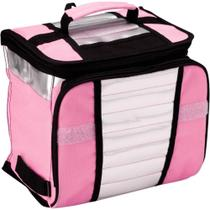 Bolsa Térmica Ice Cooler 7,5 Litros Rosa MOR