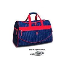 Bolsa Viagem Clio Sacola Esportiva Feminina Transversal 3029