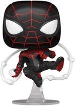 Boneco Funko Pop Marvel Spider-Man Miles Morales 772