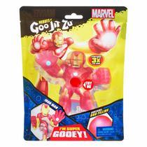Boneco Vingadores Goo Jit Zu Estica Homem de Ferro Sunny 2234