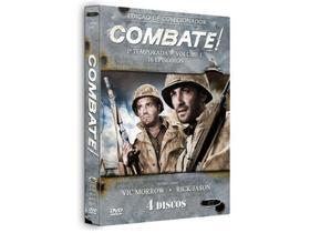 Box Dvd: Combate 1ª Temporada Volume 1