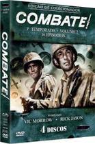 Box Dvd: Combate 3ª Temporada Volume 2
