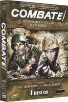 Box Dvd: Combate 4 Temporada Volume 1