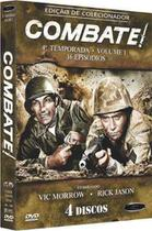 Box Dvd: Combate 4ª Temporada Volume 1