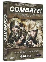 Box Dvd: Combate 4ª Temporada Volume 2