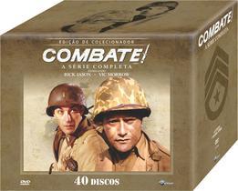 Box Dvd: Combate A Série Completa
