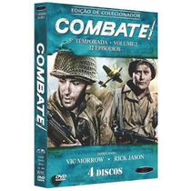 Box DVD Combate Quinta Temporada Volume 2