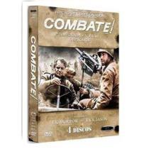 Box DVD Combate Segunda Temporada Volume 1