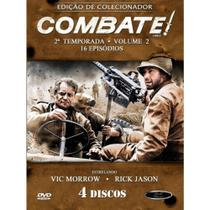 Box DVD Combate Segunda Temporada Volume 2