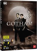 Box Dvd: Gotham - 5ª Temporada Completa