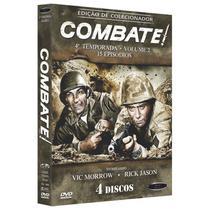 Box Dvd Série Combate - Quarta Temporada Completa- Vol 02