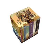 Box livros harry potter coleção tailandesa j.k.rowling 7 vol