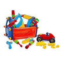 Brinquedo Infantil Caixa De Ferramentas - Poliplac