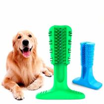 Brinquedo Mordedor Escova De Dente Cachorro Dog Pet Pequeno
