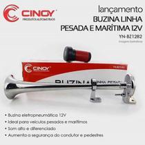 Buzina corneta linha pesada - Cinoy
