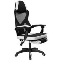 Cadeira Gamer Escritório Prizi Infinity - Branca