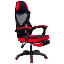 Cadeira Gamer Escritório Prizi Infinity - Vermelha