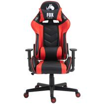 Cadeira Gamer Fox Racer Fennec - Vermelha