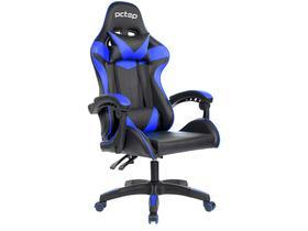 Cadeira Gamer PCTop Azul Strike 1005