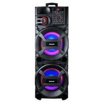 Caixa Amplificadora Amvox ACA 1501 1500W RMS USB Bluetooth