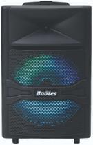 Caixa de som amplif bootes btu-512  af 12 pol.+tw 200w mus.