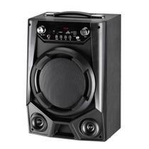 Caixa de som amplificada Boötes BFM-220 com Bluetooth, Rádio FM, Entrada USB e microfone