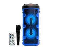 Caixa De Som Amplificador Portátil Bluetooth D-S14 Grasep