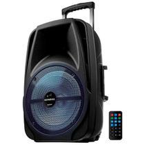 Caixa de som amplificadora 500W RMS - CM-500  110V/220V