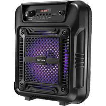 Caixa de Som Amplificadora 80 Watts Bluetooth Lenoxx