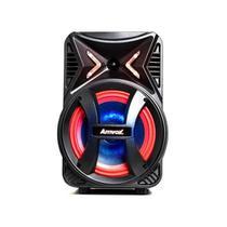 Caixa De Som  Amplificadora Amvox ACA 189 Montanha USB/SD e Microfone, Rádio FM, Bluetooth, 180w Bivolt